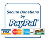 Donate through PayPal!